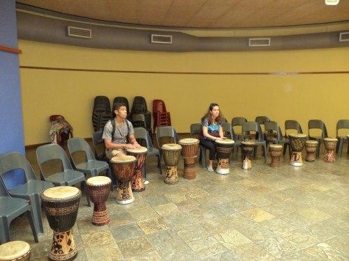 bongo drumming classes