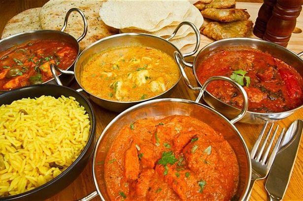 food in new delhi