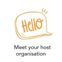 Meet your host organisation