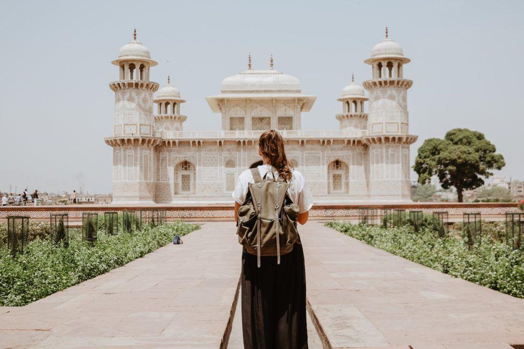 Intern in New Delhi